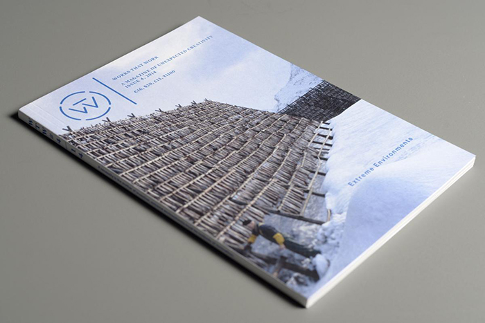 Issue No.4 of Works That Work explores extreme environments and how they can spark innovation